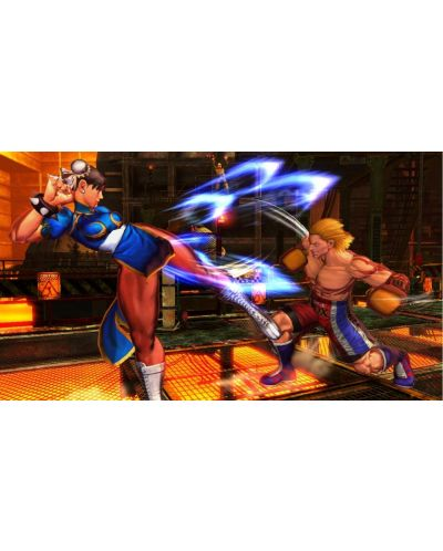 Street Fighter X Tekken (PS3) - 3