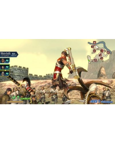 Dynasty Warriors: Next (PS Vita) - 14