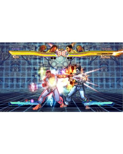 Street Fighter X Tekken (PS3) - 5