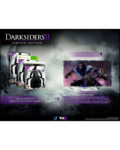 Darksiders II - Limited Edition (PC) - 13