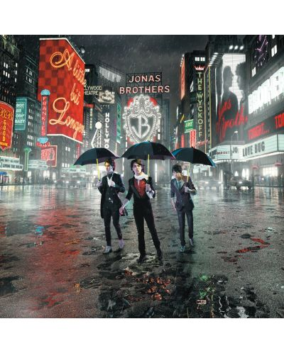 Jonas Brothers - A Little Bit Longer (CD) - 1