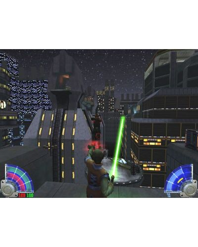 Star Wars Jedi Knight: Jedi Academy (PC) - 8