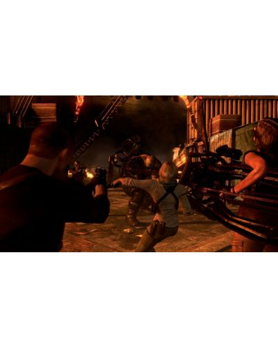Resident Evil 6 - Essentials (PS3) - 7