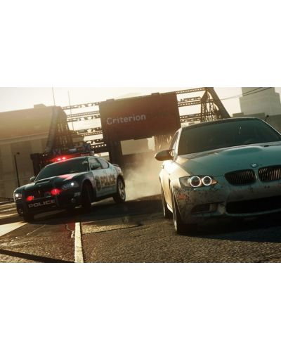 Need For Speed Most Wanted - Essentials (PS3) - 5