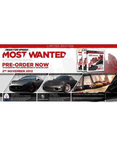 Need For Speed Most Wanted - Essentials (PS3) - 17