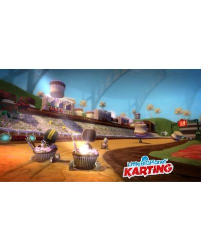 LittleBigPlanet Karting - Essentials (PS3) - 4