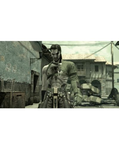 Metal Gear Solid 4 Guns Of the Patriots - 25th Anniversary Edition (PS3) - 3