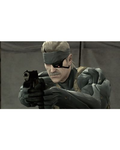 Metal Gear Solid 4 Guns Of the Patriots - 25th Anniversary Edition (PS3) - 8