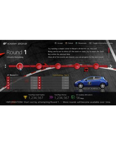 Gran Turismo 5 - Academy Edition (PS3) - 11