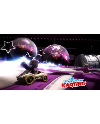 LittleBigPlanet Karting - Essentials (PS3) - 9