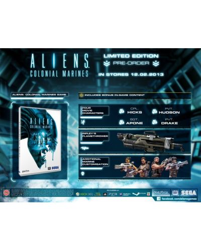 Aliens: Colonial Marines Limited Edition (PS3) - 14