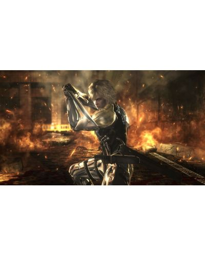 Metal Gear Rising: Revengeance (Xbox One/360) - 4