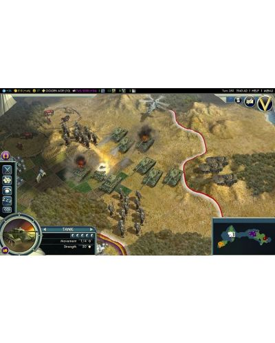 Civilization V GOTY (PC) - 5