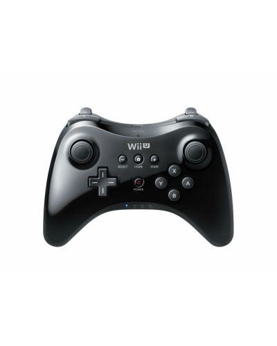 Nintendo Wii U Pro Controller - black (Wii U) - 2
