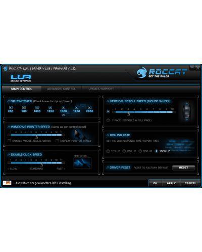 Gaming mouse Roccat - Lua, neagra - 9