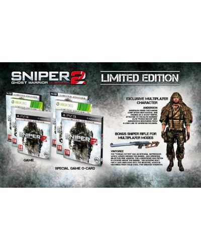 Sniper: Ghost Warrior 2 - Limited Edition (PS3) - 9