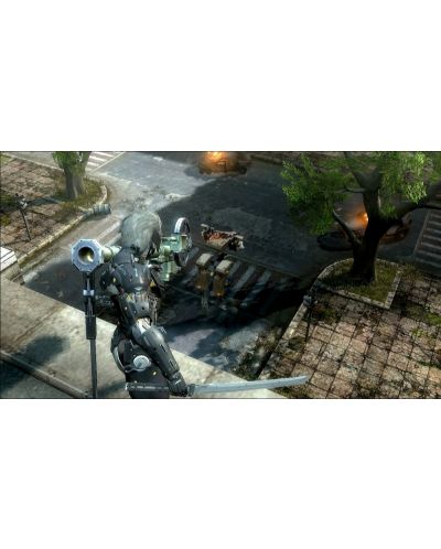 Metal Gear Rising: Revengeance (PS3) - 9