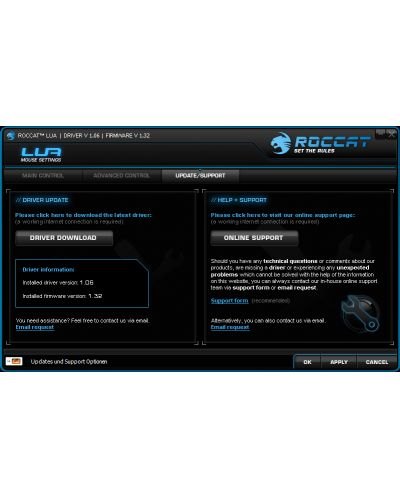 Gaming mouse Roccat - Lua, neagra - 7
