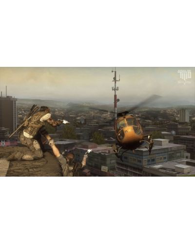 Army of Two: The Devil's Cartel - Limited Overkill Edition (PS3) - 8