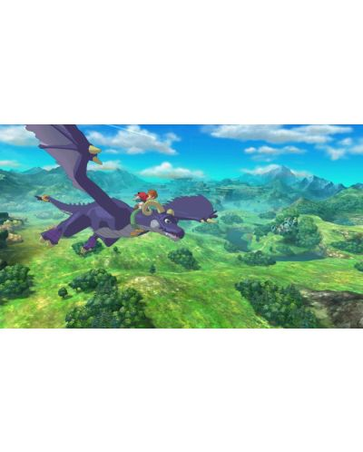 Ni no Kuni: Wrath Of the White Witch - Essentials (PS3) - 7