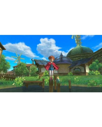 Ni no Kuni: Wrath Of the White Witch - Essentials (PS3) - 6