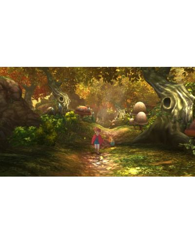 Ni no Kuni: Wrath Of the White Witch - Essentials (PS3) - 8