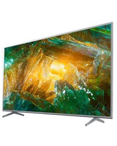 "Televizor smart Sony - KD-65XH8077, 65"", 4K, HDR, negru - 2"