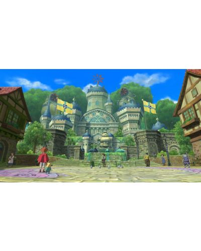 Ni no Kuni: Wrath Of the White Witch - Essentials (PS3) - 5