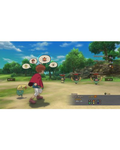 Ni no Kuni: Wrath Of the White Witch - Essentials (PS3) - 10
