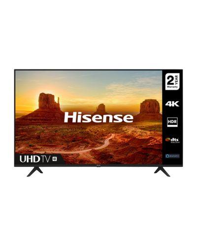 """Televizor smart Hisense - A7100F, 50"""" , 4K, LED, HDR, negru - 1"""