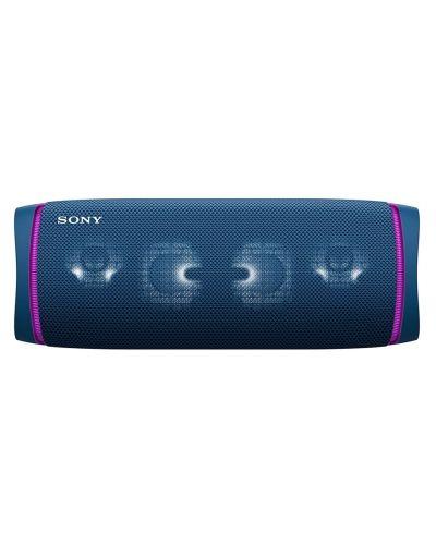 Boxa portabila Sony - SRS-XB43, , albastra - 2