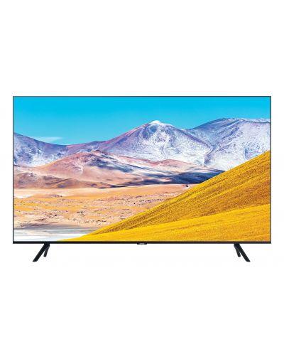 "Televizor smart Samsung - 65TU8072, 65"", 4K, Crystal LED, negru - 1"