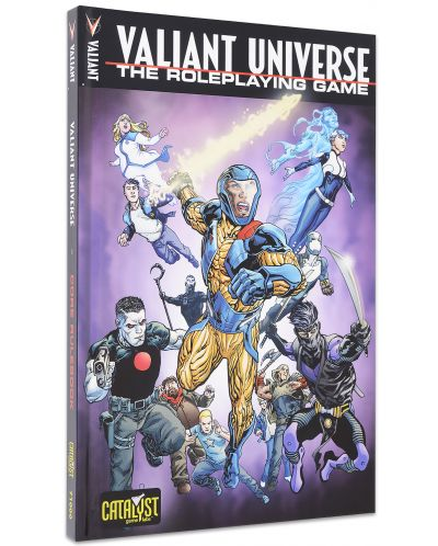 Joc de rol Valiant Universe - Core Book - 1