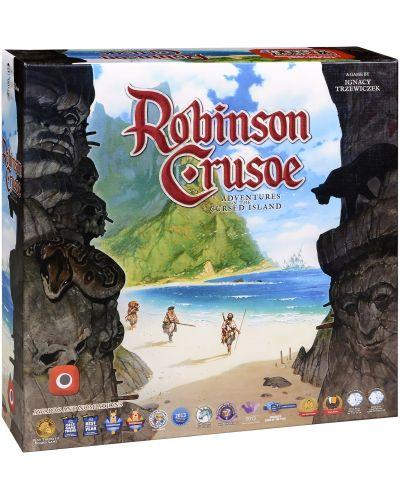Joc de societate Robinson Crusoe - Adventure on the Cursed Island - 1