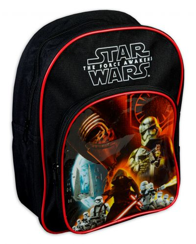 Ghiozdan pentru copii Star Wars The Force Awakens - Rule The Galaxy - 1