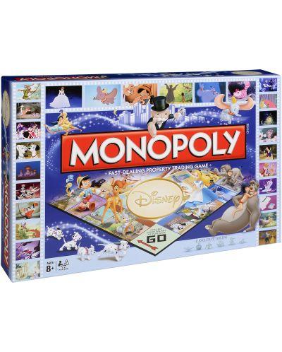 Joc de societate Hasbro Monopoly - Disney Classics - 1