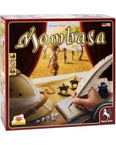 Joc de masa Mombasa, de strategie - 1