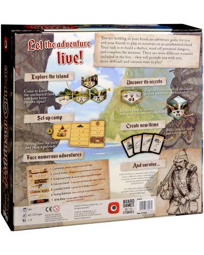 Joc de societate Robinson Crusoe - Adventure on the Cursed Island - 2