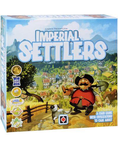 Joc cu carti Imperial Settlers - 1