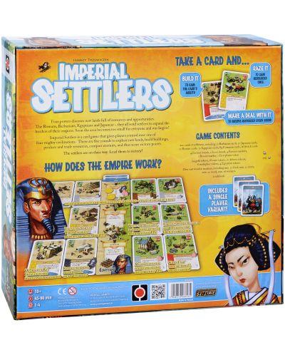 Joc cu carti Imperial Settlers - 2
