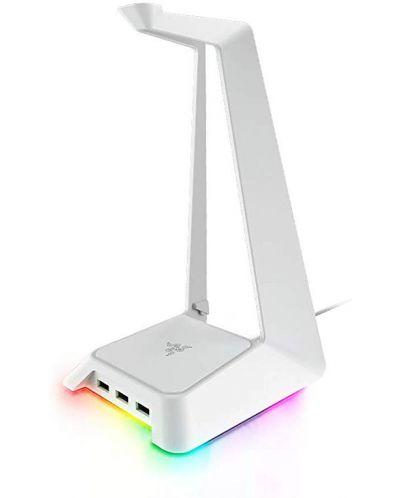 Accesoriu gaming Razer - Base Station Chroma, alb - 1