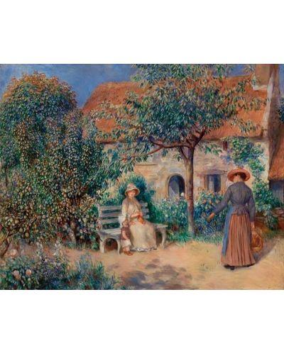 Puzzle Pomegranate de 1000 piese - In Bretania, Pierre Renoir - 2