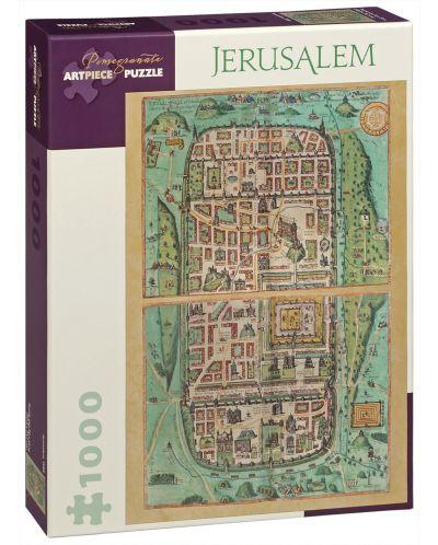 Puzzle Pomegranate de 1000 piese - Ierusalim - 1