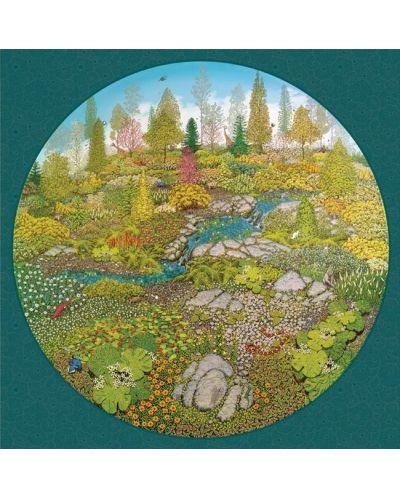 Puzzle Pomegranate de 1000 piese - Gradina vietii, Bill Martin - 2