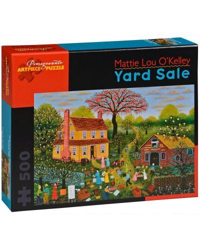 Puzzle Pomegranate de 500 piese - Vanzare, Mati O'Kelley - 1
