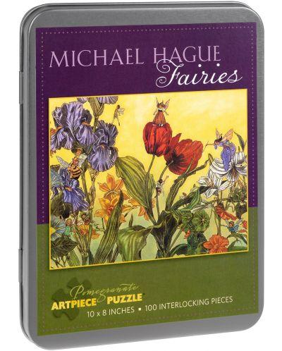 Puzzle Pomegranate de 100 piese - Zane, Michael Hague - 1