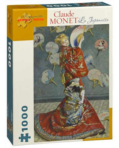 Puzzle Pomegranate de 1000 piese - Japonia, Claude Monet - 1