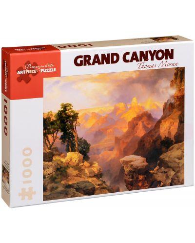 Puzzle Pomegranate de 1000 piese - Grand Canion, Thomas Moran - 1