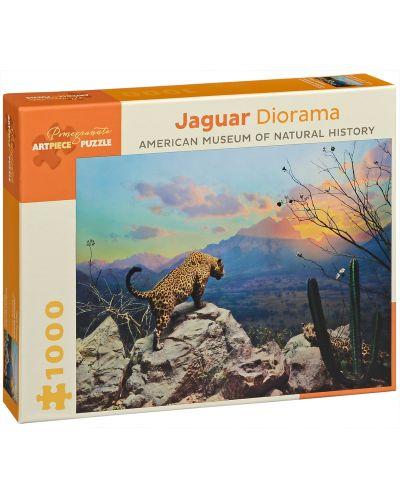 Puzzle Pomegranate de 1000 piese - Jaguar - 1