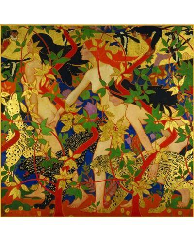 Puzzle Pomegranate de 1000 piese - Diana si nimfele ei, Robert Burns - 2